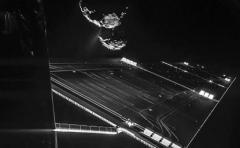 Módulo Philae sigue activo sobre superficie de cometa