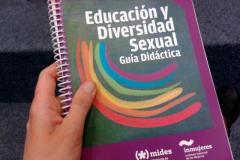 Guía sobre Diversidad Sexual, tan diversa que no la aprueban