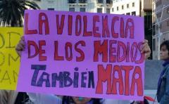 Helena Suárez (Cotidiano Mujer): Los medios deben dejar de informar sucesos de violencia doméstica como casos aislados