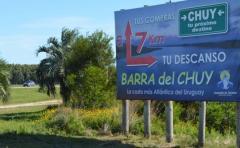 Lanzaron temporada de playas en la Barra del Chuy