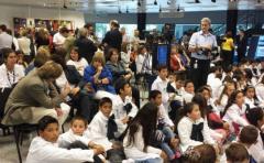 """Concurso Cero Falta: """"El alto porcentaje de asistencia refleja el compromiso de las familias y la tarea educativa del centro"""""""