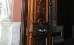 El Palacio Santos, un magnífico edifico de 1882 , es hoy sede de nuestra Cancillería