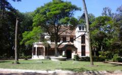 La Casa Quinta que perteneciera al Dr. Luis Alberto de Herrera, reabrió sus puertas al público parcialmente restaurada