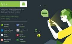 Las aplicaciones de Android más descargadas del 2014