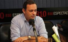 """�lvaro Delgado (PN): """"Soy crítico con respecto a la ley de medios, es absolutamente inoportuna, inconveniente y parcial"""""""