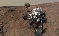Hallazgo del Robot Curiosity en Marte podría implicar existencia de vida