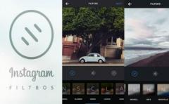 Instagram se actualiza con nuevos filtros