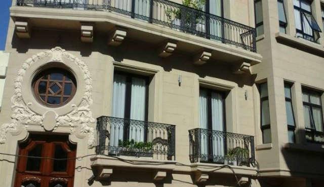 En la Circunvalación Durango que rodea la Plaza Zabala, se inauguró el hotel boutique Alma Histórica