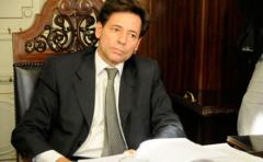 """Jorge Larrieux (SCJ): En el conflicto salarial con el Poder Ejecutivo """"la cabeza del Poder Judicial está actuando con cordura"""""""