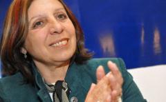 """Ana Olivera: """"Necesitamos la complicidad constante de la gente para resolver el tema de la limpieza"""""""