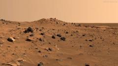 Meteoritos demostrarían existencia de agua en Marte