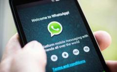 Así serían las llamadas de voz de WhatsApp