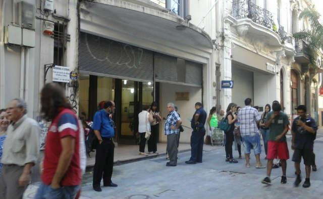 Se normalizó el funcionamiento del Registro Civil en Montevideo
