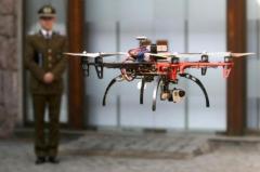 """Los drones para las """"selfies"""" aéreas despegan en la CES"""
