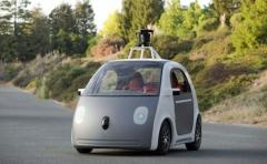 Así son los autos de Google que no necesitan conductor