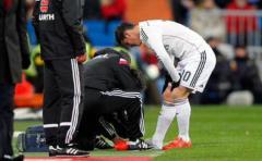 James Rodríguez podría estar dos meses de baja por lesión