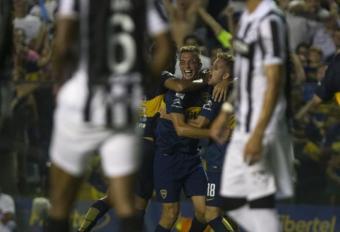 Wanderers cayó en La Bombonera ante Boca Juniors