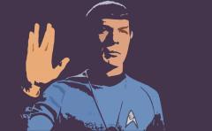 Vida larga y próspera, señor Spock