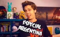 """Furor por convención de """"Youtubers"""" en Argentina"""
