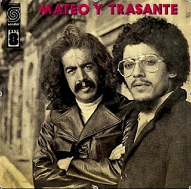"""Entrevista al baterista y percusionista Jorge Trasante sobre el disco """"Mateo y Trasante"""""""
