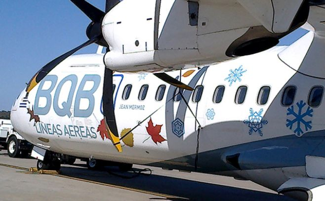 Uruguay mantiene su línea aérea con empresa Amaszonas