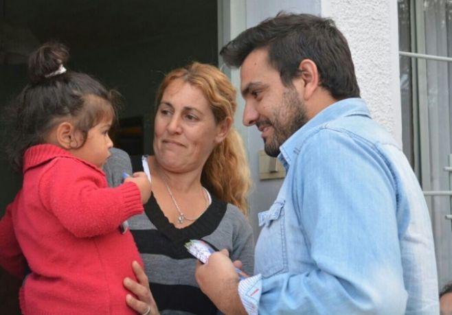 Sarandi Grande tendrá el alcalde más joven del país