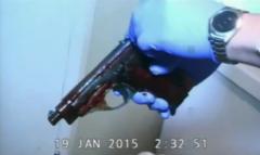 Irregularidades en peritaje del caso Nisman: limpiaron el arma con papel higiénico