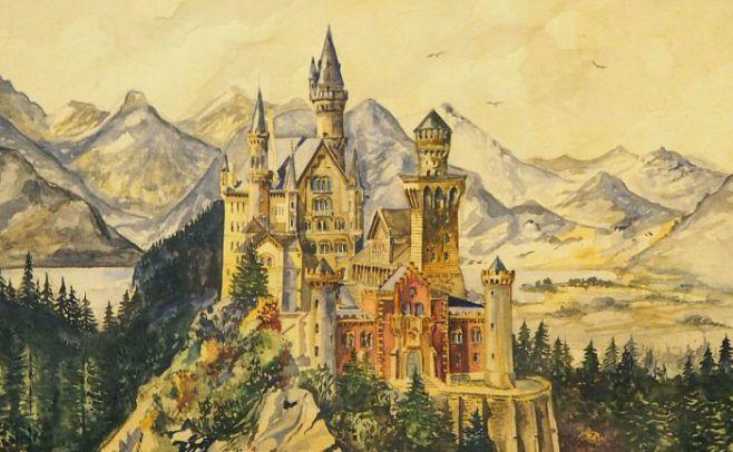 Subastan cuadros pintados por Hitler