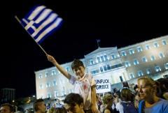 """""""Este plebiscito ayudó a levantar la moral del pueblo heleno"""""""