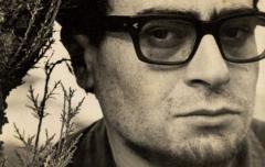 Homenaje al escritor Mario Levrero