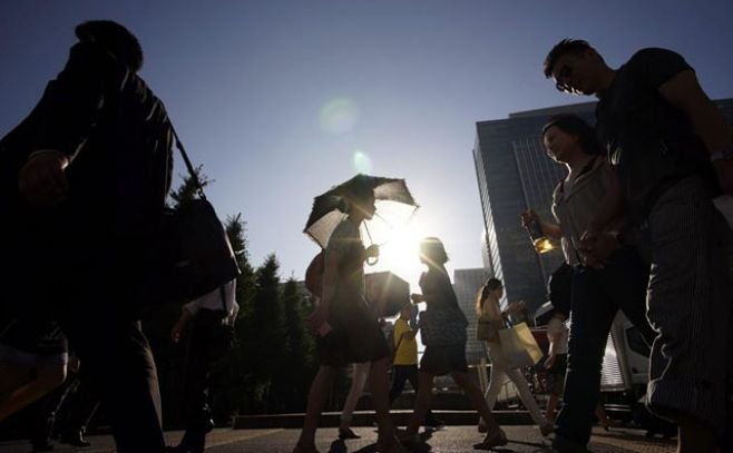 Japón: última ola de calor se cobra vida de 14 personas en una semana