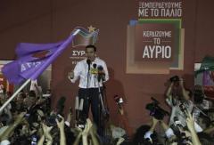 Syriza volvió a ganar elecciones en Grecia con amplia ventaja