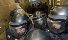 Reacciones sobre el enfrentamiento entre manifestantes y la policía