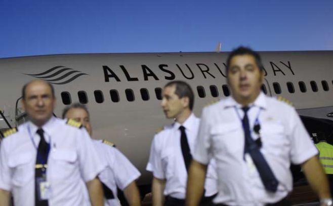 Alas Uruguay realizará el próximo martes la primera prueba de vuelo