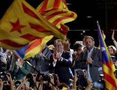 Independentistas ganan elecciones en Cataluña, pero pierden su plebiscito