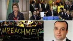 Nuevo pedido de juicio político contra Rousseff