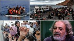 """Refugiados viven una tragedia humanitaria """"con un cementerio sin cruces"""""""