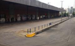 Más de 1.400 servicios se cancelaron por paro en Tres Cruces