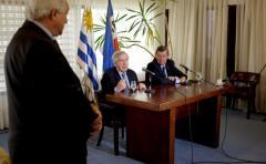 Uruguay impulsará un TLC del Mercosur con Japón