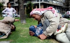 Gobierno retiró parte de la ayuda que otorga a familia siria