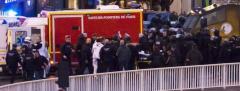 Tiroteo en París deja varios muertos