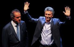 Scioli queda como el candidato de nadie según politóloga argentina