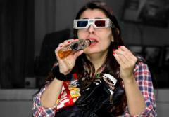 Laura-Up y los malos hábitos en el cine