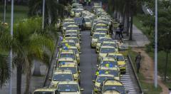 "En brasil investigarán conductas ""anticompetitivas"" de taxistas contra Uber"