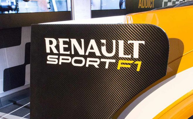 Renault regresa a la F1