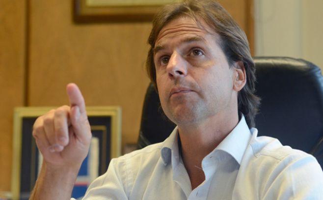 """Lacalle Pou: el presidente Vázquez está """"mal asesorado"""""""