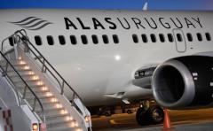 Alas Uruguay comenzará a volar el próximo 21 de diciembre