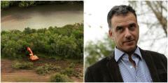 """A Orsi le """"encanta"""" la idea de militarizar el río Santa Lucía"""