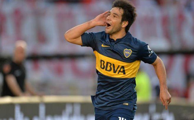 Nico Lodeiro en el equipo ideal de la AFA