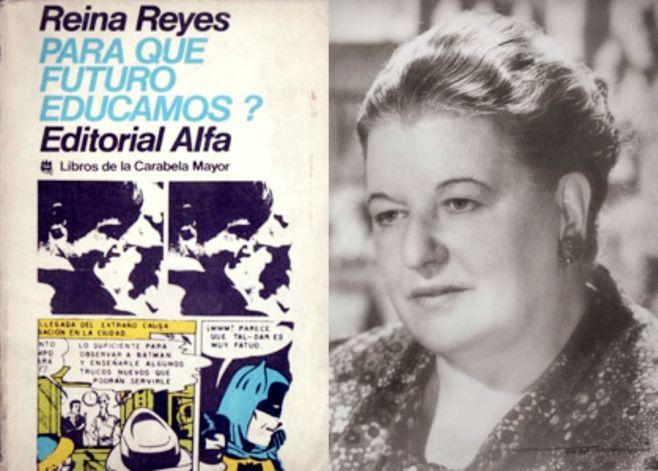 """""""¿Para qué futuro educamos?"""" de Reina Reyes."""
